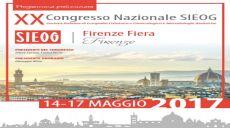 XX Congresso Nazionale SIEOG Società Italiana di Ecografia Ostetrica e Ginecologica e Metodologie Biofisiche